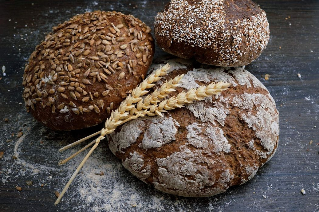 Low Carb Mehl und Low Carb Brot