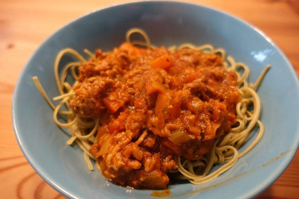 Explore Cuisine Edamame Spaghetti