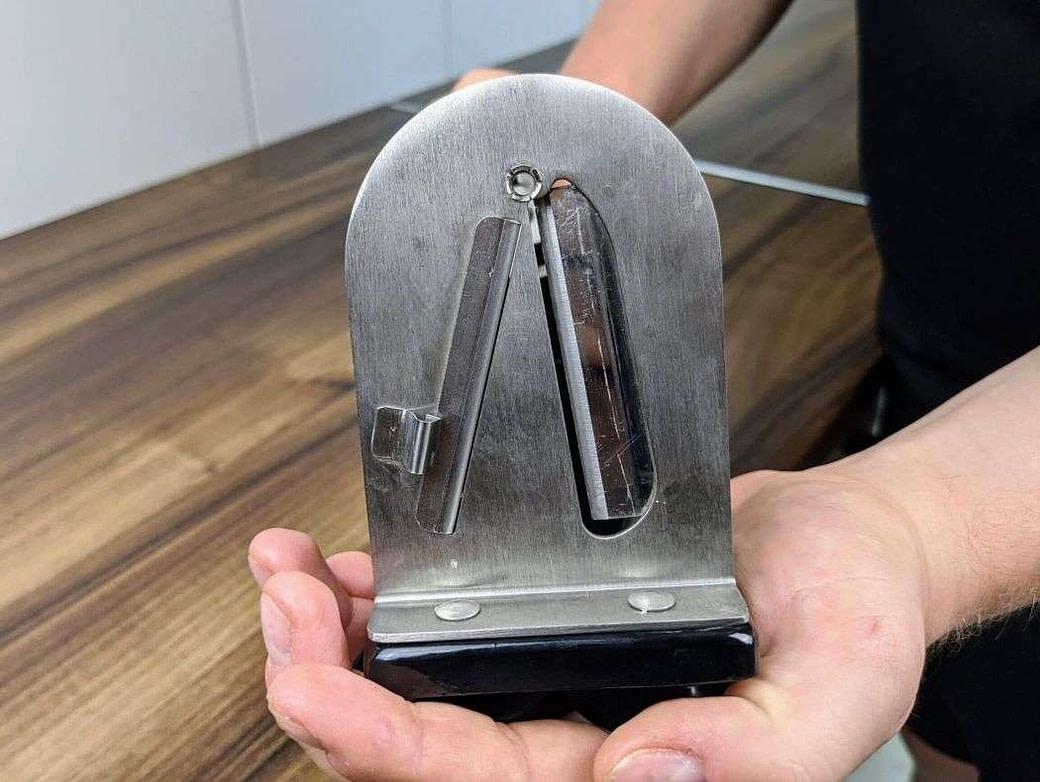 ProCook Spiralschneider aus Edelstahl im Test