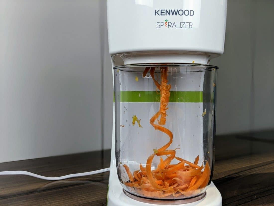 Kenwood Spiralschneider im Test