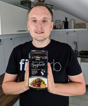 Planet Plant-Based Black Bean Spaghetti