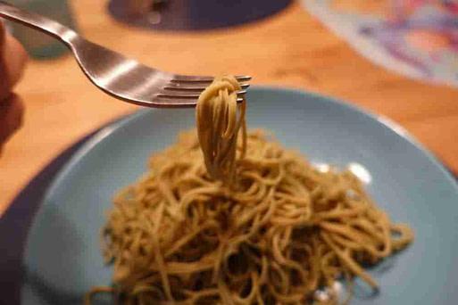 Planet Plant-Based Edamame Spaghetti Sojanudeln