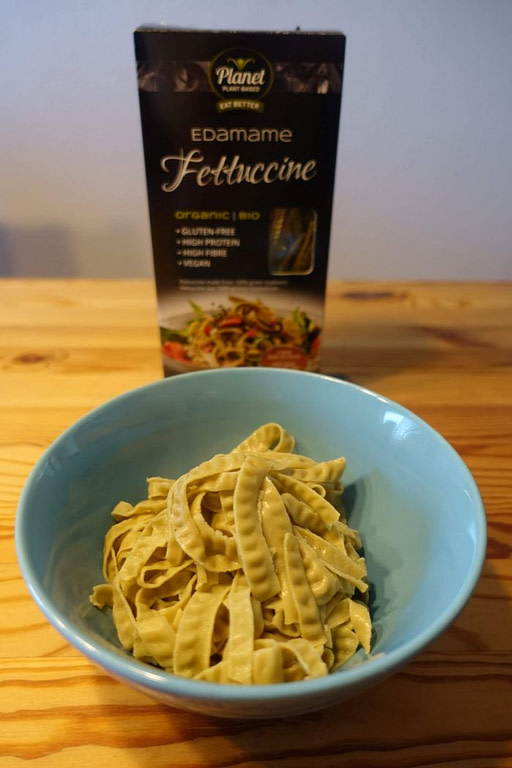 Planet Plant-Based Edamame Fettuccine